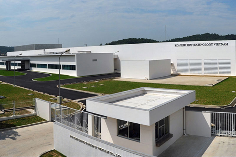Nhà máy dược biotech