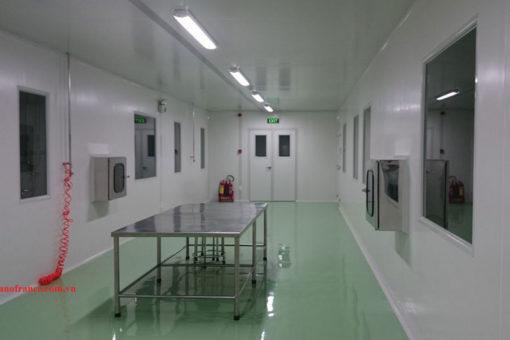 nhà máy dược nano france