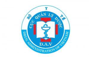 logo cục quản lý dược