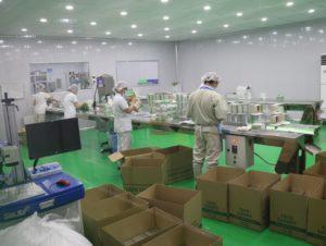 Điều kiện mặt bằng trong quy định sản xuất mỹ phẩm