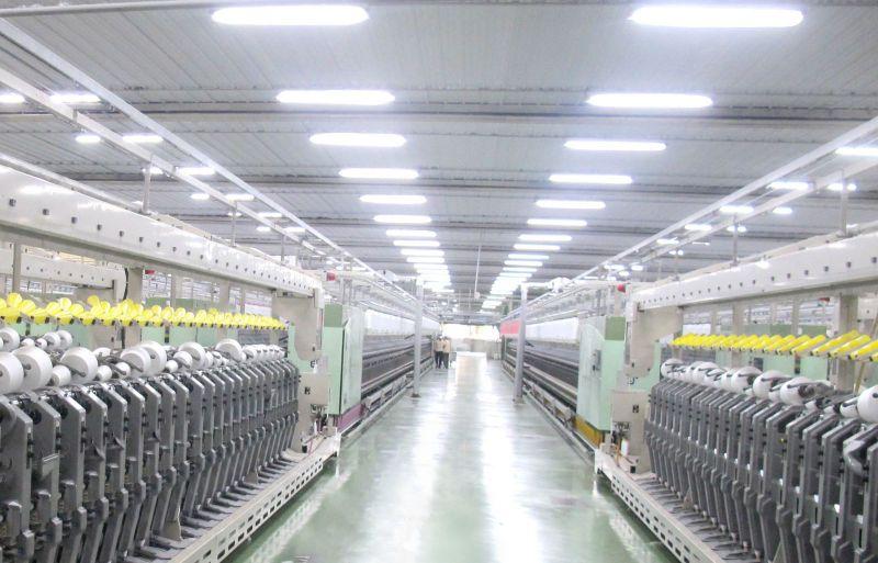 Hệ thống đèn chiếu sáng trong tiêu chuẩn nhà máy đạt chuẩn GMP