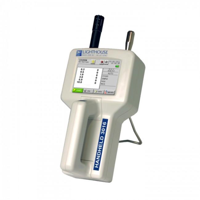 Máy đo nồng độ bụi trong phòng sạch