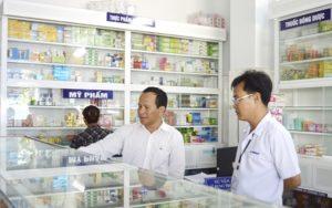 Tiêu chuẩn về hoạt động của nhà thuốc