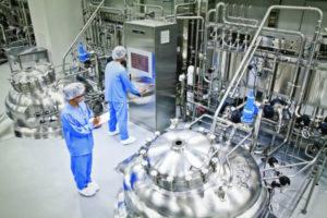 Nhà xưởng trong quy trình chuẩn SOP GMP