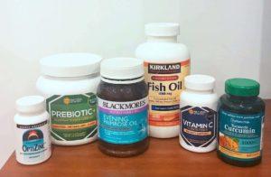 Một số loại thực phẩm chức năng vitamin