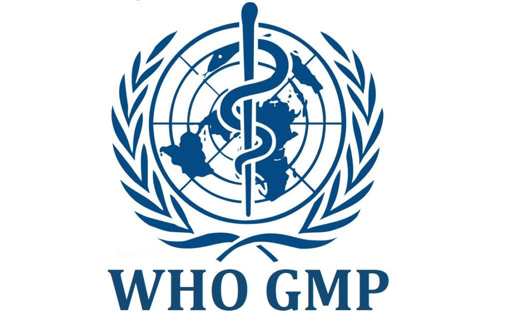 GMP WHO - Thực hành tốt sản xuất thuốc