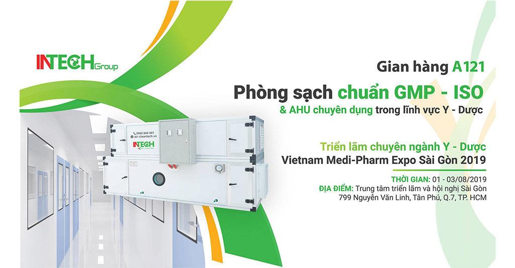 triển lãm medipharm Sài Gòn