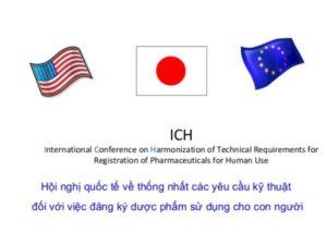 Danh sách các nước tham gia ICH