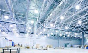 Hệ thống sáng trong tiêu chuẩn nhà xưởng GMP