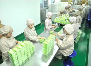 Khu đạt tiêu chuẩn quy định sạch trong GMP