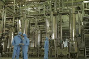 Tiêu chuẩn về chế biến nhà máy dược phẩm