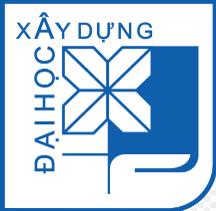 Logo đại học xây dựng