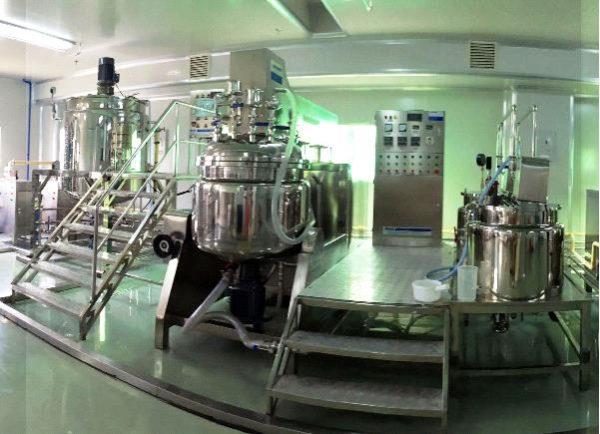 Tiêu chuẩn về trang thiết bị trong quy trình sản xuất đạt tiêu chuẩn GMP.