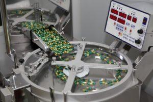 Sản xuất trong GMP thực phẩm thực chức năng (Thực phẩm bảo vệ sức khỏe)