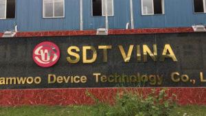 Logo SDT vina