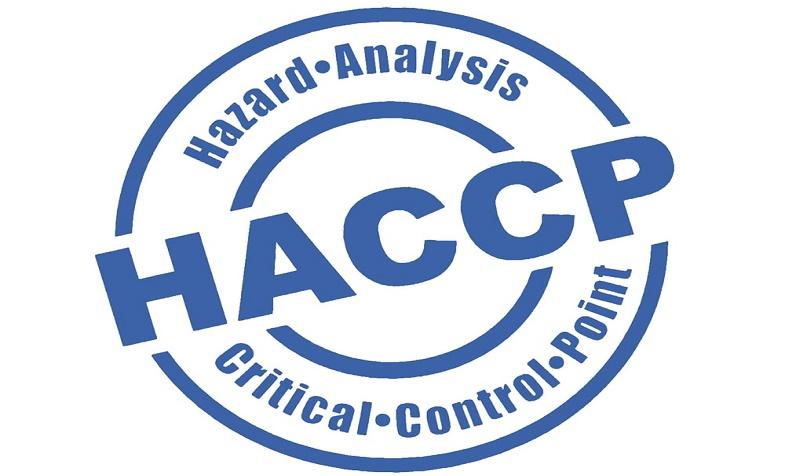HACCP - Hệ thống quản lý an toàn thực phẩm