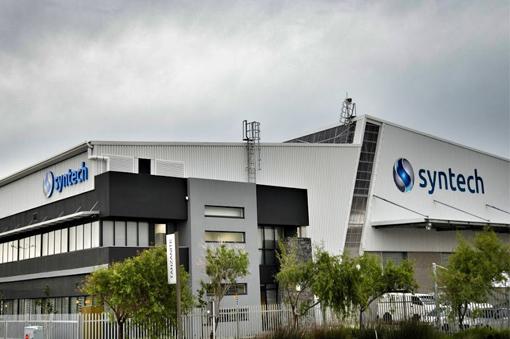 nhà máy dược syntech