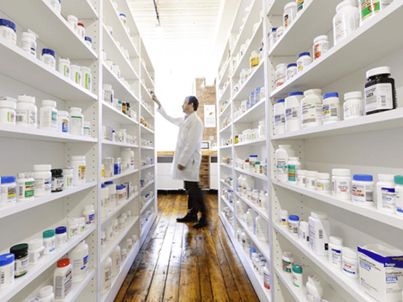 Các quy trình bảo quản thuốc