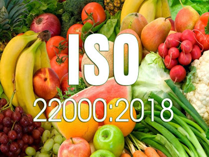 Sở hữu chứng chỉ HACCP là điều kiện bắt buộc để cấp chứng chỉ ISO 22000