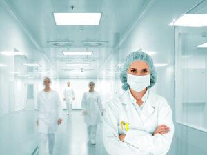 Ứng dụng phòng sạch cho lĩnh vực dược phẩm