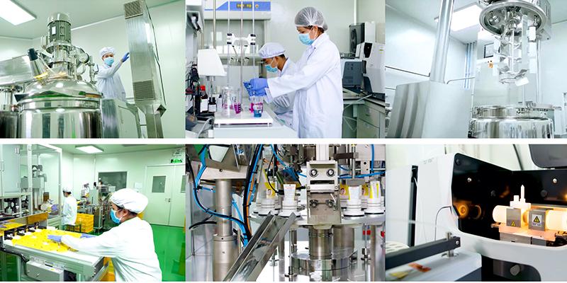 tiêu chuẩn ISO 22716 cho Thực hành sản xuất tốt mỹ phẩm