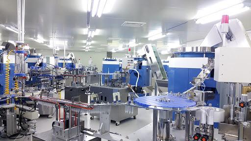 sản xuất bơm kim tiêm