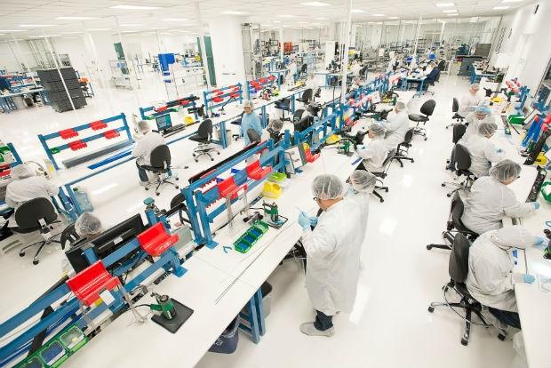 sản xuất trang thiết bị y tế